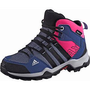 adidas AX2 Mid Multifunktionsschuhe Kinder dunkelblau/pink