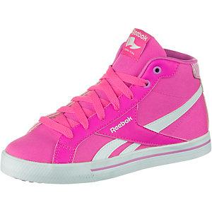 Reebok Royal Comp Mid Sneaker Kinder pink