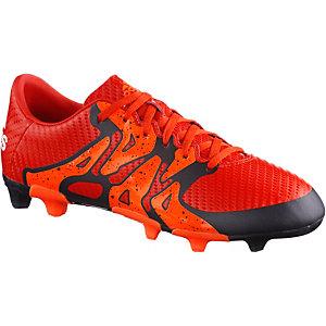 adidas X 15.3 FG/AG Fußballschuhe Kinder orange