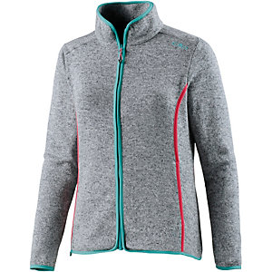 CMP Strickfleece Damen grau