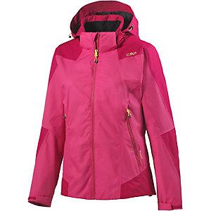 CMP Funktionsjacke Damen pink