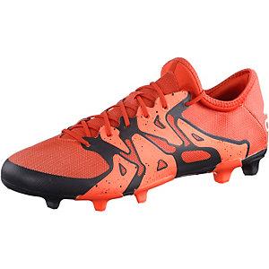adidas X 15.2 FG/AG Fußballschuhe Herren orange/schwarz