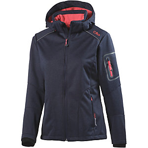 CMP Softshelljacke Damen navy
