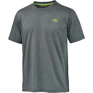 The North Face Graphic Reaxion Funktionsshirt Herren oliv