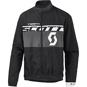 SCOTT RC Team Fahrradjacke Herren schwarz grau