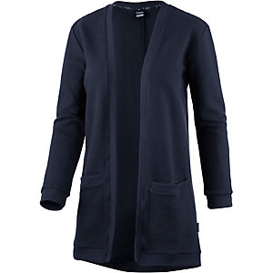 Cleptomanicx Alma Sweatjacke Damen navy