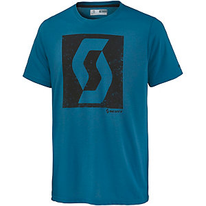 SCOTT Trail MTN Funktionsshirt Herren seaport blue