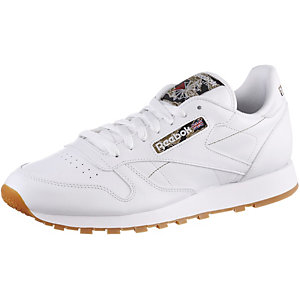 Reebok CL Leather Sneaker Herren weiß