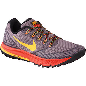 Nike Air Zoom Wildhorse 3 Laufschuhe Damen lilagrau/orange