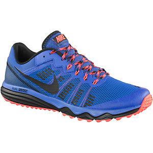 Nike Dual Fusion Trail 2 Laufschuhe Herren blau/schwarz/orange