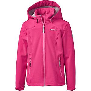 ICEPEAK Tessa Jr Softshelljacke Mädchen pink