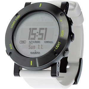 Suunto Core Crush Sportuhr weiß