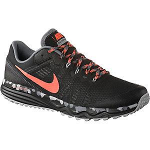 Nike Dual Fusion Trail 2 Laufschuhe Damen schwarz/pink