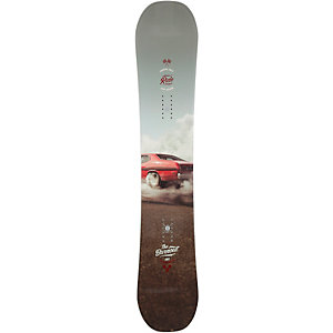 Ride Snowboards Burnout Freestyle Board Herren bunt