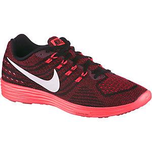 Nike Lunartempo 2 Laufschuhe Herren schwarz/rot
