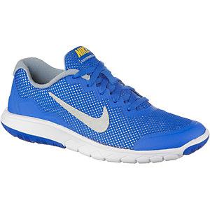 Nike Flex Experience 4 Laufschuhe Jungen blau