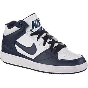 Nike Pirority Mid Sneaker Jungen navy/weiß