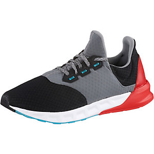 adidas Falcon Elite 5 Laufschuhe Herren grau/schwarz