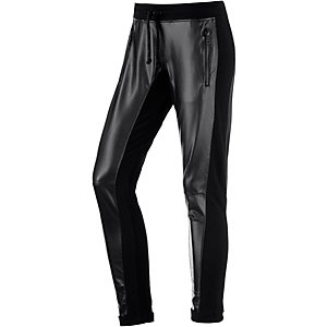 Rich & Royal Hose Damen schwarz