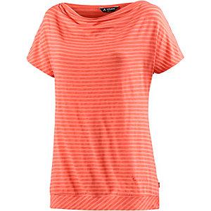 VAUDE Women's Skomer T-Shirt Funktionsshirt Damen apricot