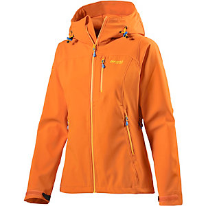 Bergans Stegaros Softshelljacke Damen orange