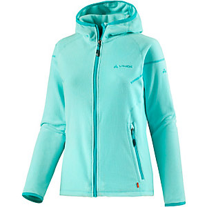 VAUDE Smaland Fleecejacke Damen aqua