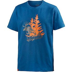 Bergans Elk T-Shirt Herren blau