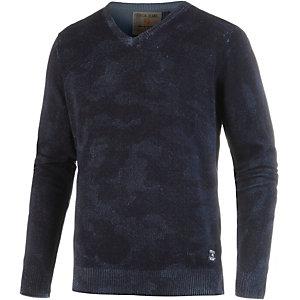 GARCIA V-Pullover Herren dunkelblau