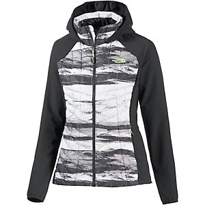 The North Face Thermoball Kunstfaserjacke Damen schwarz/weiß