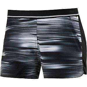 adidas Response Tennisshorts Damen schwarz/weiß