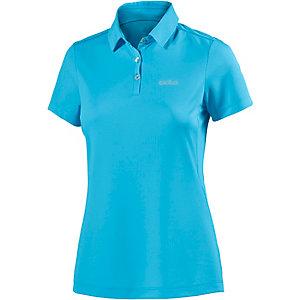 Odlo Tina Poloshirt Damen türkis