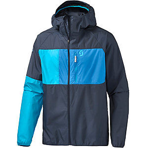 SCOTT Trail MTN Fahrradjacke Herren blue nights