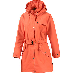 Jack Wolfskin Muconda Kurzmantel Damen orange
