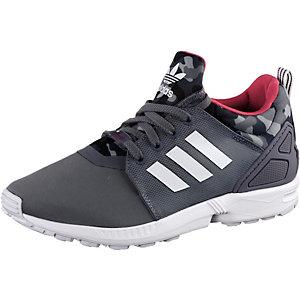 adidas ZX Flux Techfit NPS Updt W Sneaker Damen grau