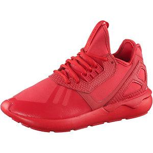 adidas Tubular Runner W Sneaker Damen rot