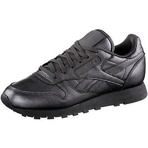 Reebok Classic Leather Spirit Sneaker Damen schwarz