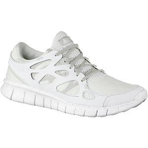 Nike Free Run 2 Sneaker Herren weiß