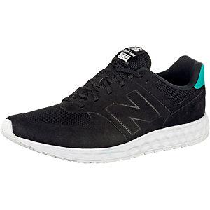 NEW BALANCE MFL 574 Fresh Foam Sneaker Herren schwarz