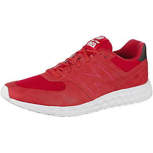 NEW BALANCE MFL 574 Fresh Foam Sneaker Herren rot