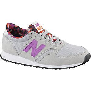 NEW BALANCE WL 420 Sneaker Damen grau/pink
