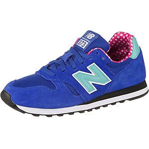 NEW BALANCE WL 373 Sneaker Damen blau/grün