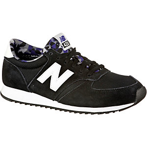 NEW BALANCE WL 420 Sneaker Damen schwarz