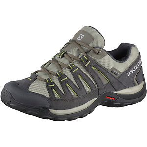Salomon Norwood Low GTX Wanderschuhe Herren grau
