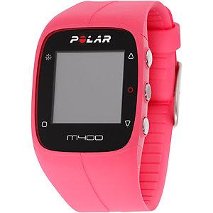Polar M400 HR Fitness Tracker pink