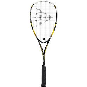 Dunlop Fushion 70 Squashschläger schwarz/gelb/weiß