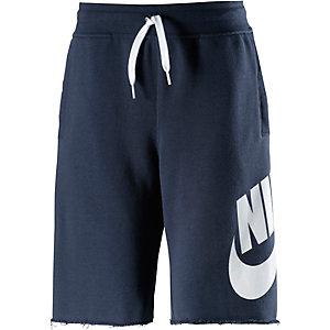 Nike Shorts Jungen navy