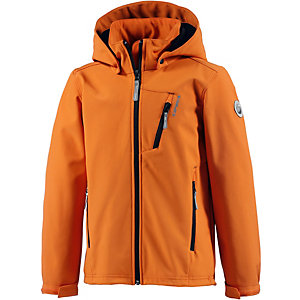 ICEPEAK Teemu Jr Softshelljacke Jungen orange