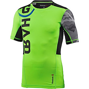 Reebok One Series Kompressionsshirt Herren lime