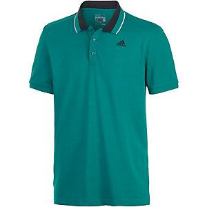 adidas Essential Poloshirt Herren dunkelgrün