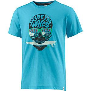 Protest T-Shirt Jungen blau